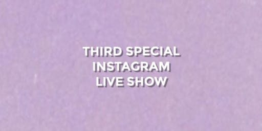 JUSTIN CCHOI SPECIAL INSTAGRAM LIVE SHOW (SHOW 3)