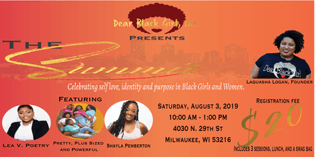 Dear Black Girl Summit tickets