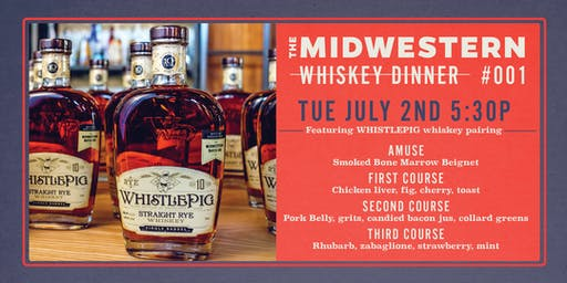 The Midwestern Whiskey Dinner