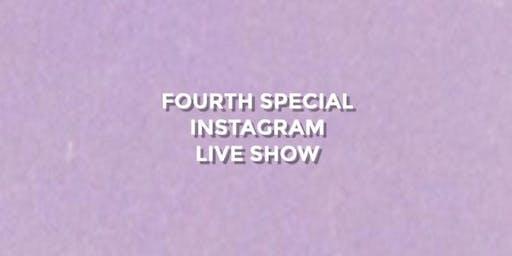 JUSTIN CCHOI SPECIAL INSTAGRAM LIVE SHOW (SHOW 4)