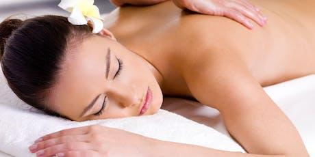 Holistic Massage Therapies - half-price event tickets
