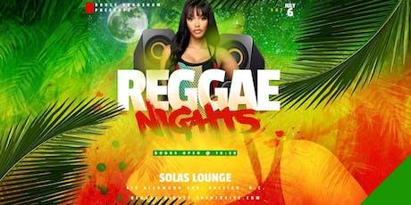 Reggae Nights tickets
