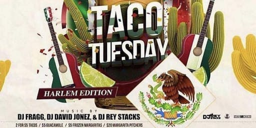 Taco Tuesday Afterwork Happy Hour Party