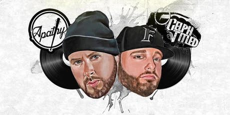 """Apathy & Celph Titled """"Paragraphs of Murder Tour"""" In Los Angeles tickets"""