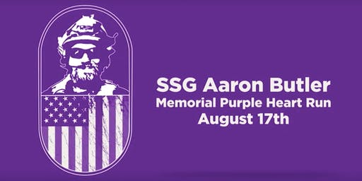 Military Night in support of the SSG Aaron Butler Memorial Run
