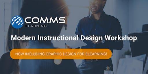 Modern Digital Learning Design (Now Including Graphic Design!)