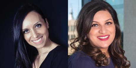 Boost your Health, Wellbeing and Confidence by Serena Sabala and Neelam Kaul  tickets