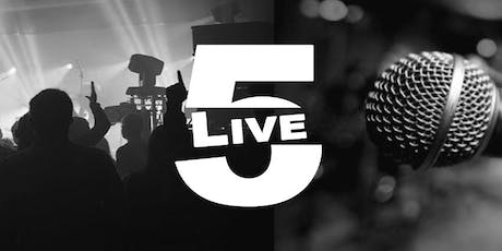5Live - BelloBar tickets