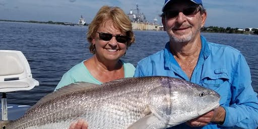 West Bank Seminar Series - Bull Redfish