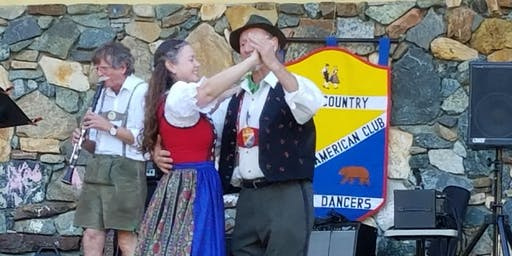 Oktoberfest in Nevada City