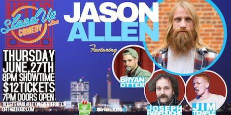 Jason Allen - Live in Hell tickets