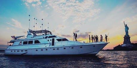 NYC Blackout Yacht Party Cruise at Skyport Marina tickets