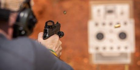 Dahlonega, Georgia: SATURDAY Technical Handgun: Tests and Standards tickets