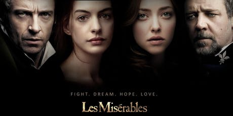 Brunch & Movies at Brewvies - Les Miserables (2012) tickets