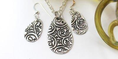 Precious Metal Clay 101 Jewelry Class