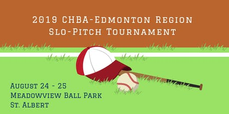 CHBA-ER 2019 Slo-Pitch Tournament tickets