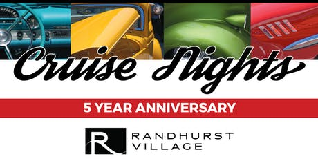 Daily Herald June Cruise Night - **DATE CHANGE** for Kick-off Show tickets