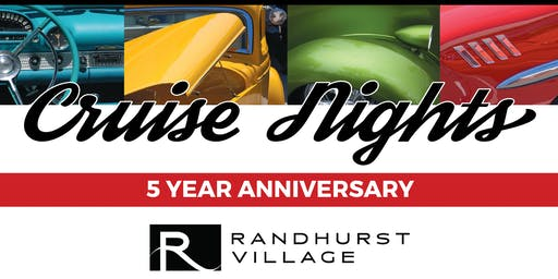 Daily Herald June Cruise Night - **DATE CHANGE** for Kick-off Show