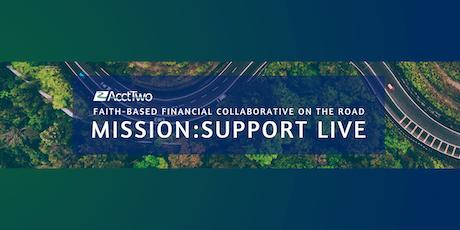 Mission Support Live - Jacksonville, FL tickets