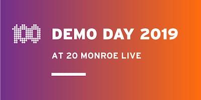 The Start Garden 100 Demo Day 2019