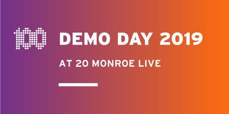The Start Garden 100 Demo Day 2019  tickets