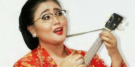 Indonesian Popular Music: Keroncong tickets
