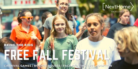 Free Fall Festival tickets