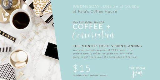 The Social Jam: Coffee + Conversation (June 26)