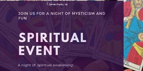 Spiritual Event- Dudley tickets
