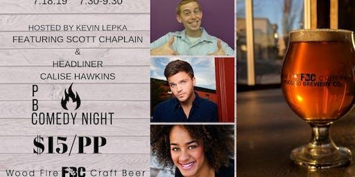 PBC Comedy Night