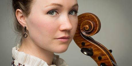 Ashley Bathgate, cello; Soo Yeon Lyuh, haegum tickets