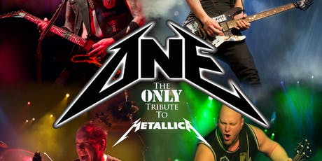 ONE: Metallica Tribute - Live in The Vault tickets