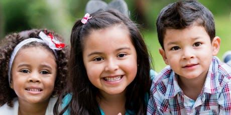 Summertime: Kids' Anxiety and Stress webinar tickets