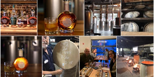 Bourbon 101 Class & Tasting - Western Reserve Distillers