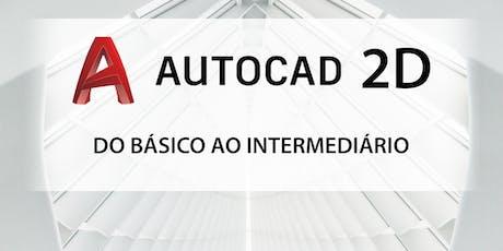Curso AutoCAD ingressos