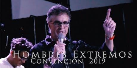 Hombres Extremos 2019 boletos