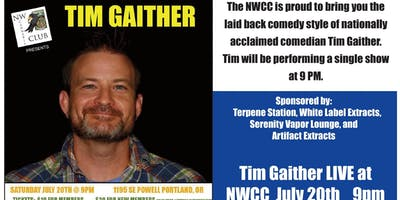 Tim Gaither Live at NWCC July 20th 9pm