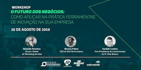 [FORTALEZA/CE] AP INNOVATION - 10 DE AGOSTO/2019 ingressos