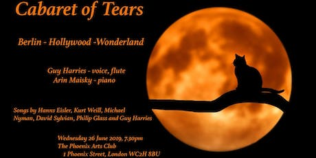 Cabaret of Tears  tickets