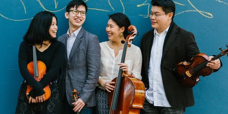 Formosa Quartet with Peter Wiley, cello tickets