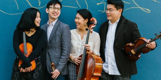 Formosa Quartet with Peter Wiley, cello