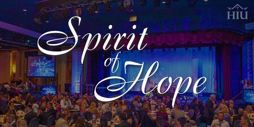 Spirit of Hope 2019