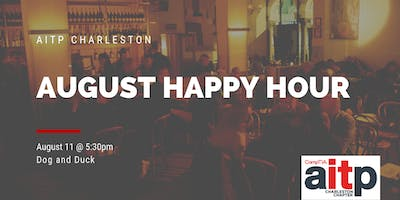 AITP Charleston August Happy Hour