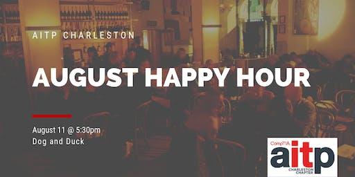 AITP Charleston August Happy Hour