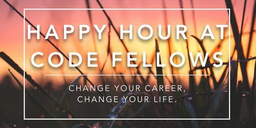 Happy Hour at Code Fellows