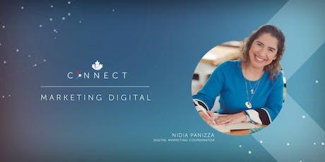 e-Visa Connect - Marketing Digital: mercado de trabalho, ferramentas e dicas para montar seu portfólio. tickets