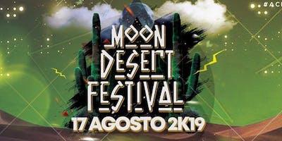 Moon Desert festival 2019