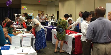AustinUP 50+ in ATX Job Fair - JCC 2019 tickets