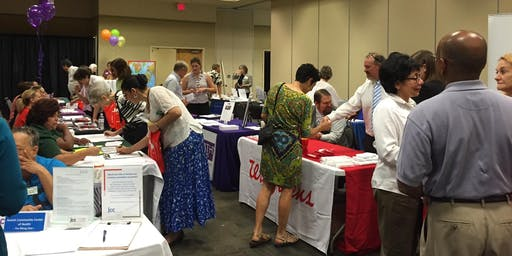 AustinUP 50+ in ATX Job Fair - JCC 2019