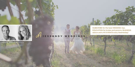 JessAndy Weddings Launch Party! tickets